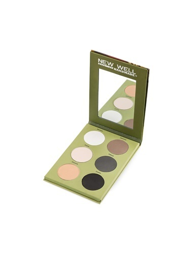 New Well Newwell Handmade Eyeshadow Hanna 6 Lı Far Renksiz